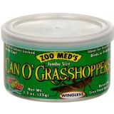 Zoo Med Can O' Grasshoppers POP (12-pack)